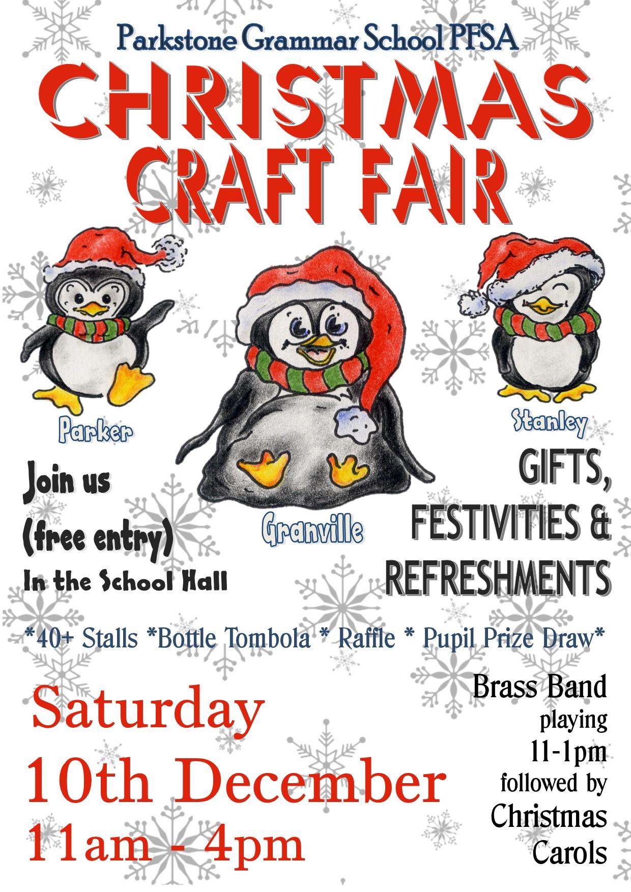 pfsa-christmas-craft-fair-poster-2016